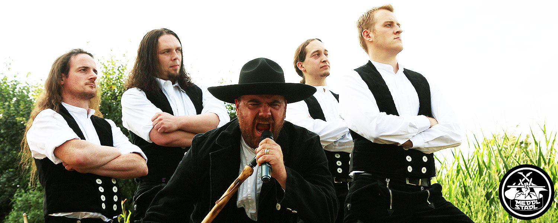 Meddlstadl - Die Musiker